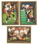 1998 Topps Football Team Set - NEW ORLEANS SAINTS
