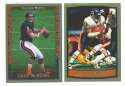 1999 Topps Football Team Set - CHICAGO BEARS