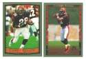 1999 Topps Football Team Set - CINCINNATI BENGALS