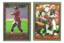 1999 Topps Football Team Set - TAMPA BAY BUCCANEERS