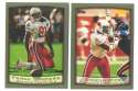 1999 Topps Football Team Set - ARIZONA CARDINALS