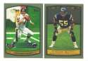 1999 Topps Football Team Set - SAN DIEGO CHARGERS