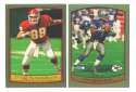 1999 Topps Football Team Set - KANSAS CITY CHIEFS