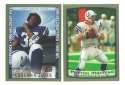 1999 Topps Football Team Set - INDIANAPOLIS COLTS