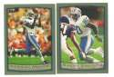 1999 Topps Football Team Set - DETROIT LIONS