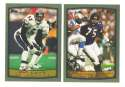 1999 Topps Football Team Set - BALTIMORE RAVENS