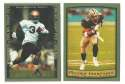 1999 Topps Football Team Set - NEW ORLEANS SAINTS