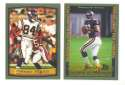 1999 Topps Football Team Set - MINNESOTA VIKINGS
