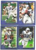 2000 Topps Collection Football Team Set - INDIANAPOLIS COLTS
