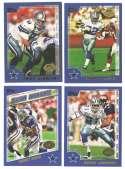 2000 Topps Collection Football Team Set - DALLAS COWBOYS
