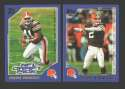 2000 Topps Football Team Set - CLEVELAND BROWNS