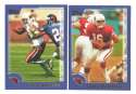 2000 Topps Football Team Set - ARIZONA CARDINALS