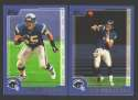 2000 Topps Football Team Set - SAN DIEGO CHARGERS