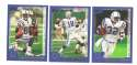 2000 Topps Football Team Set - INDIANAPOLIS COLTS