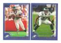 2000 Topps Football Team Set - PHILADELPHIA EAGLES