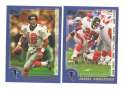 2000 Topps Football Team Set - ATLANTA FALCONS