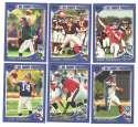 2000 Topps Football Team Set - NFL Europe Prospects