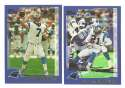 2000 Topps Football Team Set - CAROLINA PANTHERS