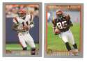 2001 Topps Football Team Set - CINCINNATI BENGALS