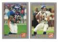2001 Topps Football Team Set - DENVER BRONCOS