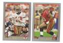 2001 Topps Football Team Set - TAMPA BAY BUCCANEERS