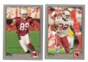 2001 Topps Football Team Set - ARIZONA CARDINALS