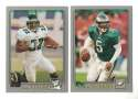 2001 Topps Football Team Set - PHILADELPHIA EAGLES