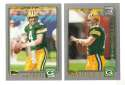 2001 Topps Football Team Set - GREEN BAY PACKERS
