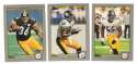 2001 Topps Football Team Set - PITTSBURGH STEELERS