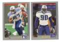 2001 Topps Football Team Set - TENNESSEE TITANS