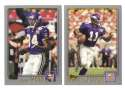 2001 Topps Football Team Set - MINNESOTA VIKINGS