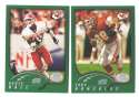 2002 Topps Collection Football Team Set - KANSAS CITY CHIEFS