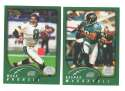 2002 Topps Collection Football Team Set - JACKSONVILLE JAGUARS