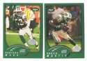 2002 Topps Collection Football Team Set - NEW YORK JETS