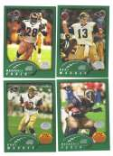2002 Topps Collection Football Team Set - ST LOUIS RAMS