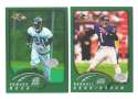 2002 Topps Collection Football Team Set - BALTIMORE RAVENS