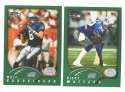 2002 Topps Collection Football Team Set - SEATTLE SEAHAWKS