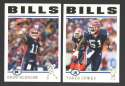 2004 Topps Football Team Set - BUFFALO BILLS