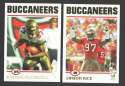 2004 Topps Football Team Set - TAMPA BAY BUCCANEERS