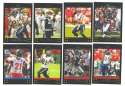2007 Topps Football Team Set - SAN DIEGO CHARGERS