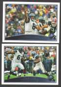 2009 Topps Football Team Set - SEATTLE SEAHAWKS