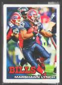 2010 Topps Football Team Set - BUFFALO BILLS