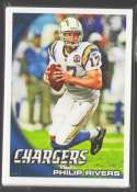 2010 Topps Football Team Set - SAN DIEGO CHARGERS