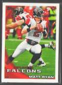 2010 Topps Football Team Set - ATLANTA FALCONS