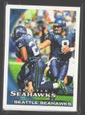 2010 Topps Football Team Set - SEATTLE SEAHAWKS