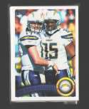 2011 Topps Football Team Set San Diego Chargers - 14 Cards