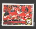 2011 Topps Football Team Set Kansas City Chiefs - 14 Cards