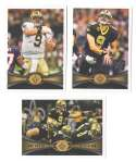 2012 Topps Football Team Set - NEW ORLEANS SAINTS