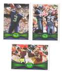 2012 Topps Football Team Set - SEATTLE SEAHAWKS w/ Russell Wilson RC