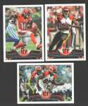 2013 Topps Football Team Set - CINCINNATI BENGALS